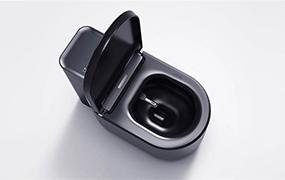Clean Black智能马桶设计